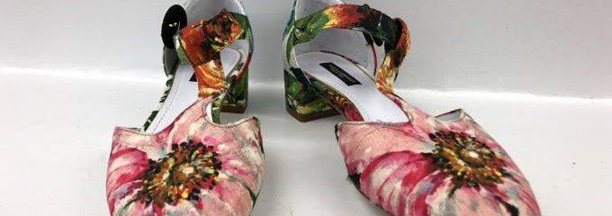 ドルチェ&ガッバーナ(Dolce & Gabbana)靴底修理