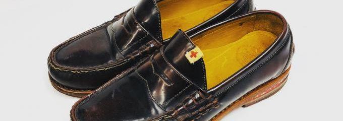 visvim(ビズビム)靴底 修理