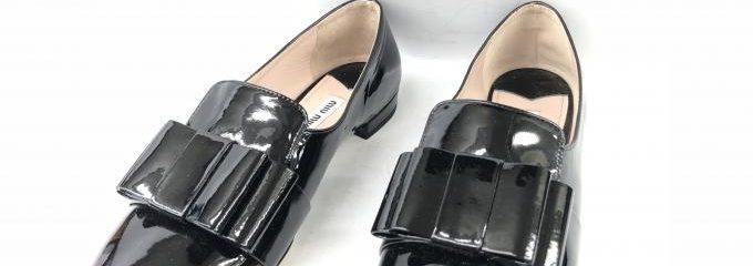 ミュウミュウ(MIU MIU)靴修理