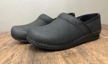 サニタ(Sanita)クロッグ 経年劣化靴底修理