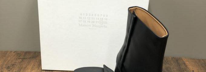 メゾン マルジェ(Maison Margiela)新品靴底補強修理
