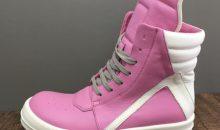 リックオウエンス(Rick Owens)レディース ジオバスケット新品靴底補強修理