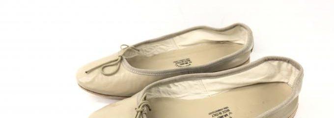 ポルセリ(E.PORSELLI)靴修理滑り止め補強修理