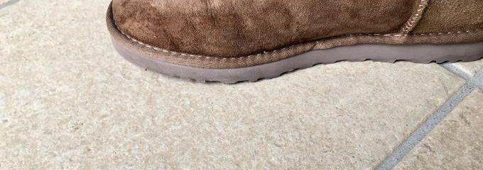 アグ(UGG)シミ取り靴修理