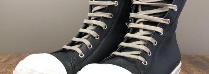 リックオウエンス(Rick Owens)ラモーンズ靴底補強