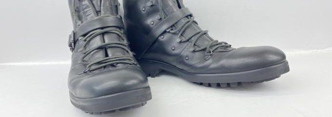 グッチ(GUCCI)経年劣化靴底修理