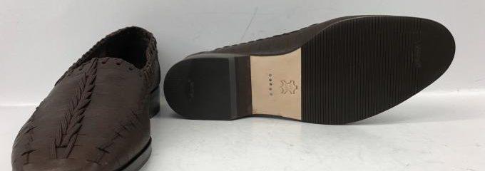 エンダースキーマ(Hender Scheme)靴底事前補強