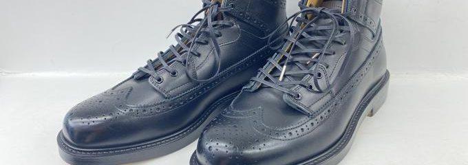 エンダースキーマー冗談一(Hender Scheme)新品事前靴底補強