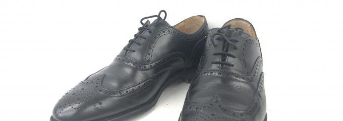 ジョセフ チーニー(JOSEPH CHEANEY)靴補強修理