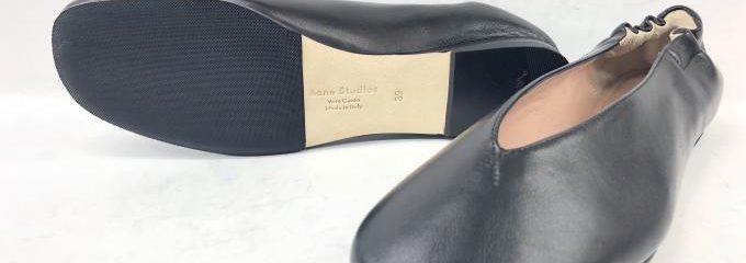 アクネ ストゥディオズ (ACNE STUDIOS)靴修理