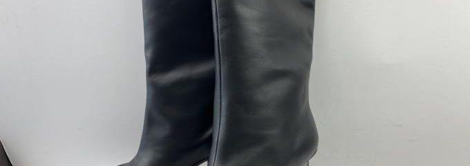 メゾン マルジェラブーツ靴底補強修理