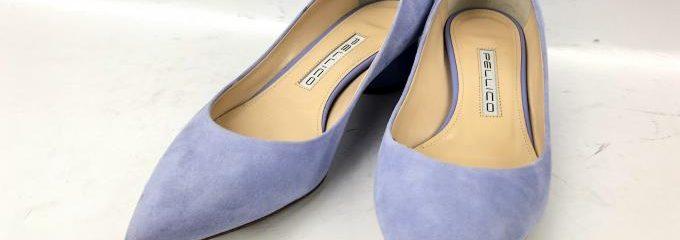 ペリーコ(PELLICO)靴底ハーフソール補強修理