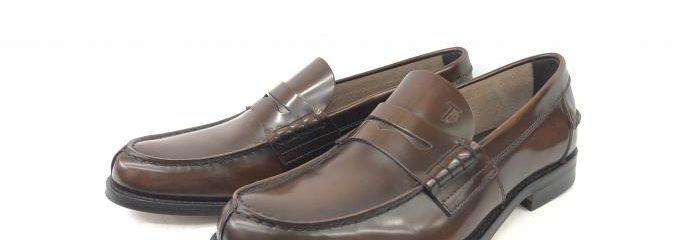 トッズ(TOD'S)靴底事前補強修理