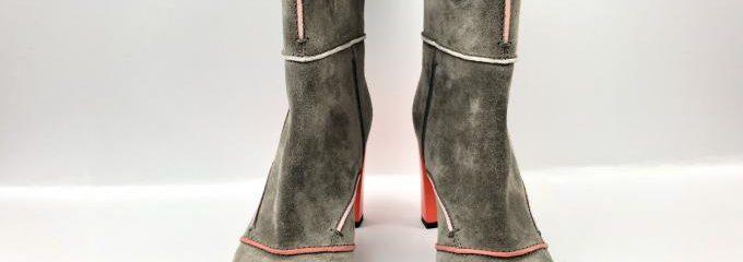フェンディ(FENDI)靴修理