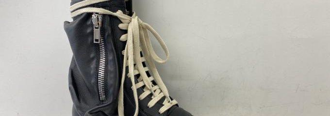 リックオウエンス(Rick Owens)ビブラム342靴底交換修理