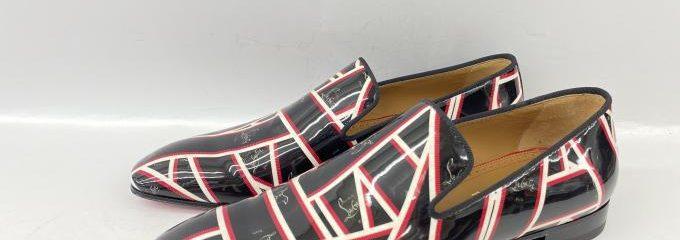 クリスチャンルブタン(Christian Louboutin)靴底補強