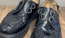 ジョージコックス(GEORGE COX)靴底補修