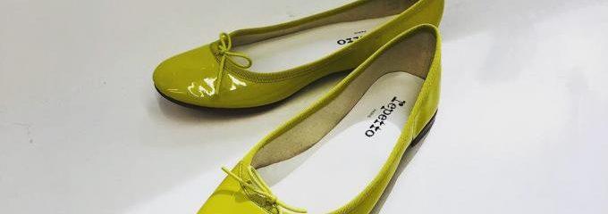 repetto レペット 靴修理