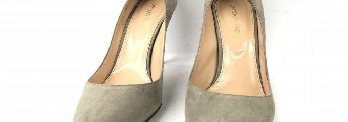 セルジオロッシ(sergio rossi)靴補強修理