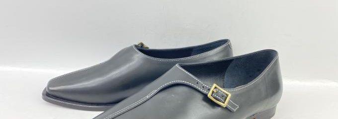エンダースキーマ (Hender Scheme)靴底補強