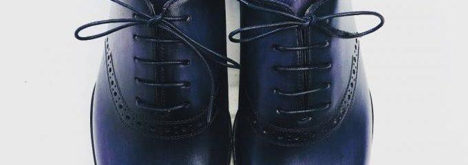 ベルルッティ(Berluti) 靴修理事前補強