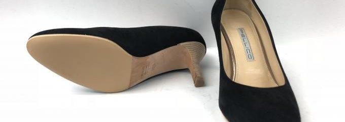 ペリーコ(PELLICO)シルクハーフラバー靴修理