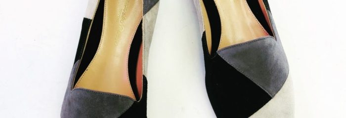 ジャンヴィト ロッシ(Gianvito Rossi)靴修理 ハーフソール カカト