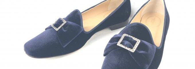 ジェイアンドエムデヴィッドソン(J & M Davidson)靴修理