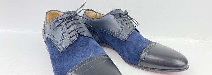 クリスチャンルブタン(Christian Louboutin)メンズ靴底事前補強