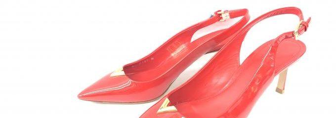 ルイヴィトン(LOUIS VUITTON)靴底事前補強修理