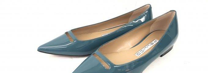 ペリーコアネッリ(PELLICOANELLI)靴底修理