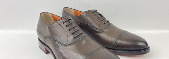 サントーニ(SANTONI)靴底事前補強
