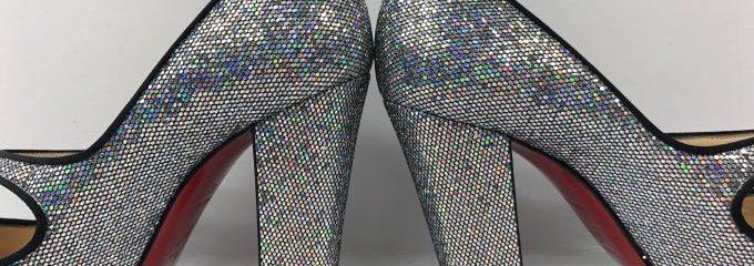 クリスチャンルブタン(Christian Louboutin)ヒールカット靴修理