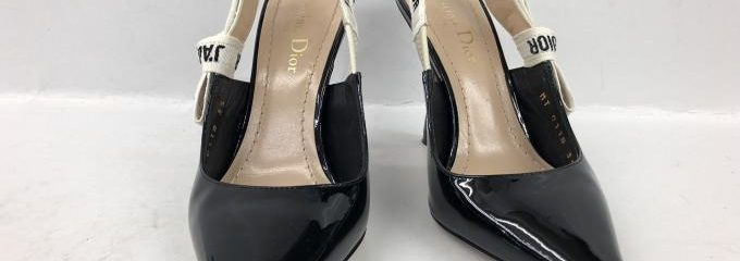 クリスチャンディオール(Christian Dior)ハーフソール事前補強