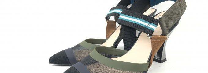 フェンディ(FENDI)靴底補強修理