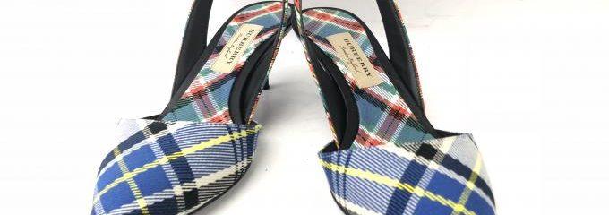 バーバリー(BURBERRY)靴修理
