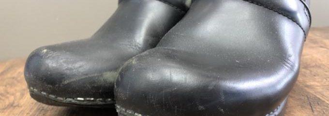 ダンスコ(DANSKO)プロフェッショナル 靴底交換修理
