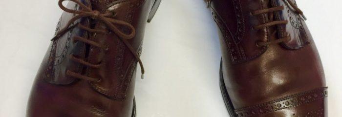 エドワード・グリーン(EDWARD GREEN )靴修理・メンテ