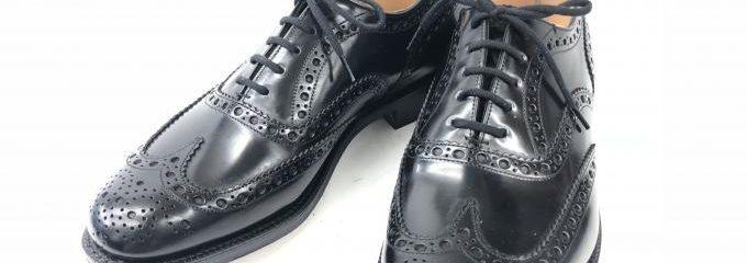 レペット×ミナペルホネン靴修理事前補強修理