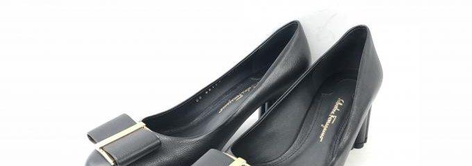 サルバトーレフェラガモ(salvatore feragamo)靴底補強修理