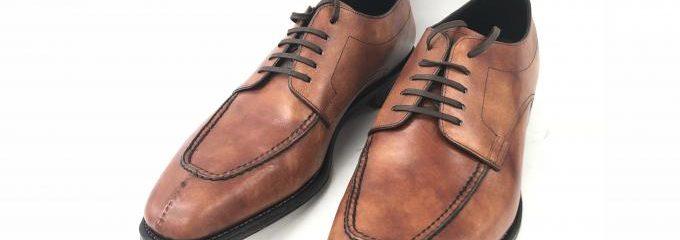 シェットランドフォックス(SHETLAND FOX)靴補強修理