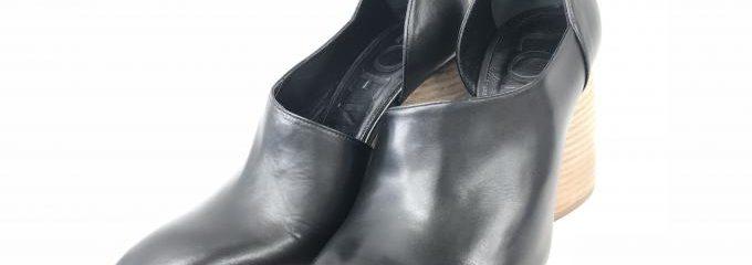ロエベ(LOEWE)靴補強修理