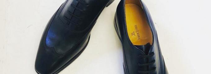 ジョンロブ(John Lobb)靴補強修理 ビンテージスチール