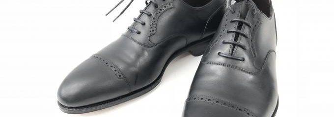 カルミナ(CARMINA) 新品靴底補強修理