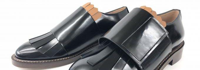 マルニ(MARNI)靴補強修理