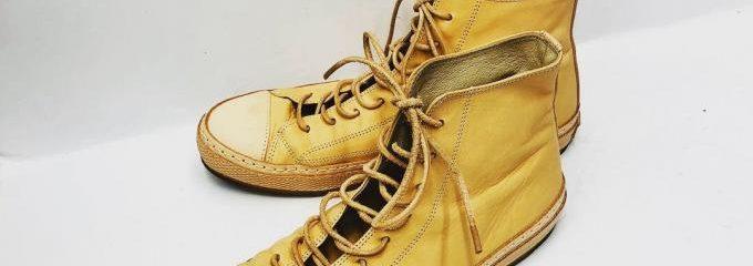 Hender Scheme(エンダースキーマ) 靴修理 チャックテイラー(converse)